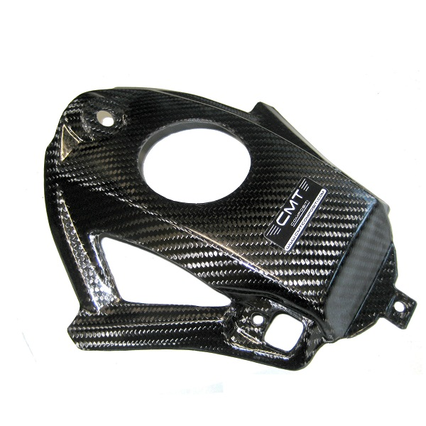 CMT Compositi - Carbon tank cover for Honda CRF 450 2019