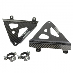 CMT Compositi - Carbon kit radiator braces