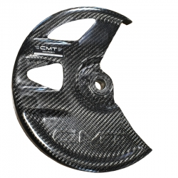 CMT Compositi - Carbon front brake guard 270 mm