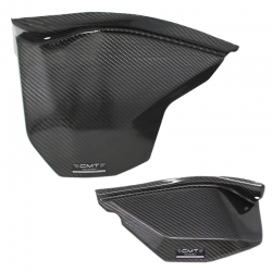 CMT Compositi - Carbon tank low. cover