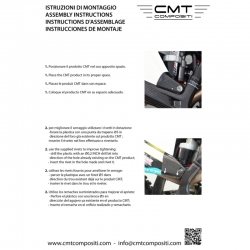 CMT Compositi - Carbon rear panels protection