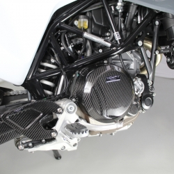 CMT Compositi - Carbon clutch protection