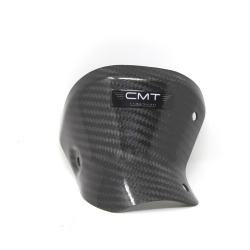 CMT Compositi - Carbon exhaust guard