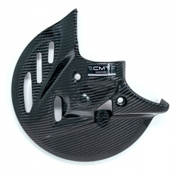 CMT Compositi - Carbon front brake guard 260-270 mm
